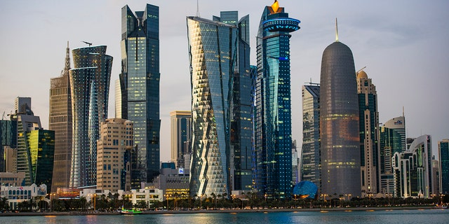 In 2017, Qatar's neighboring Gulf nations, Saudi Arabia and The United Arab Emirates (UAE), cut ties and issued a list of 13 demands of Qatar (pictured: Doha, Qatar)