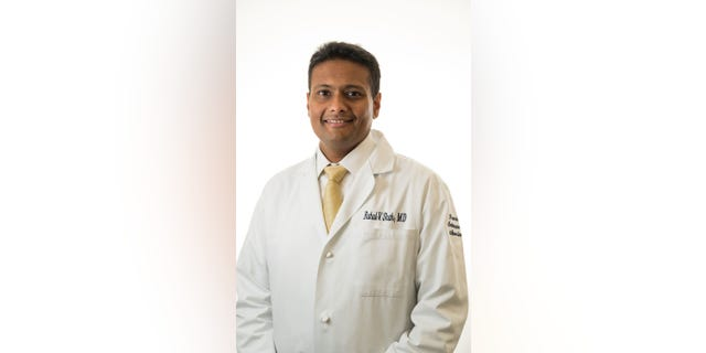 Dr. Rahul Shah, board-certified orthopedic spine and neck surgeon. (Photo credit: Dr. Rahul Shah)