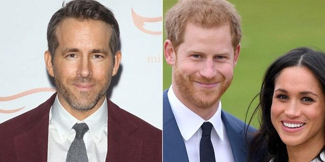 Ryan Reynolds makes a joke about Prince Harry, Meghan Markle's royal 'step back' on 'Don't' game show