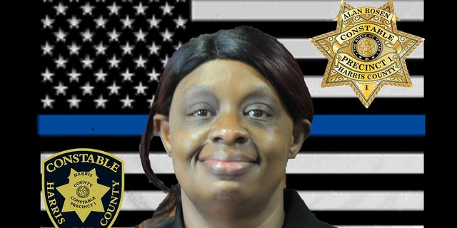 Sharon Hawkins worked as a courthouse security guard. (Courtesy of Office of Constable Alan Rosen, Harris County Constable Precinct 1)<br>