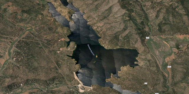 The incidnet happened at the Stampede Reservoir in Sierra County, California.