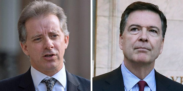 Former British spy Christopher Steele's unverified dossier was a major element in warrant applications the FBI filled out to spy on Trump associate Carter Page. Sen. Lindsay Graham slammed the Steele dossier and the FBI's faith in it under former FBI Director James Comey.
