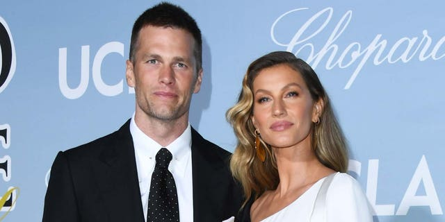 Tom Brady and Gisele Bundchen attend the 2019 Hollywood For Science Gala at Private Residence on February 21, 2019 in Los Angeles, California. (Photo by Jon Kopaloff/FilmMagic)