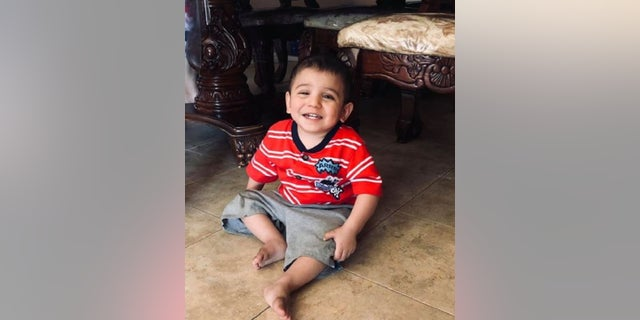 Human remains believed to be those of Thaddeus Sran, 2, were found last week, authorities said. His parents were arrested last week on suspicion of his alleged death.
