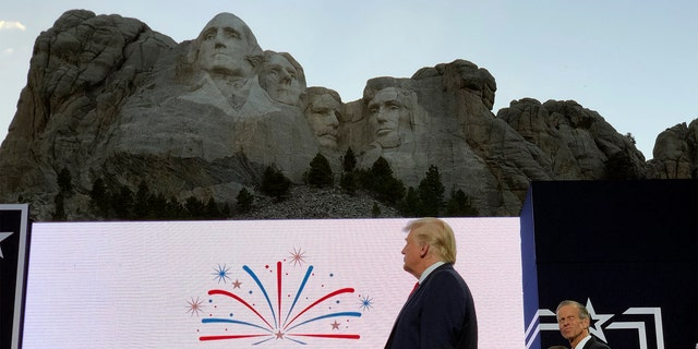 Westlake Legal Group Trump-Mt-Rushmore-Slideshow-03 Antonin Scalia, Jackie Robinson among those picked for Trump's 'National Garden' of heroes fox-news/politics/executive/white-house fox-news/person/donald-trump fox news fnc/politics fnc article Adam Shaw 88769550-d2b5-5c8e-a49d-7d2dd8d3b87c
