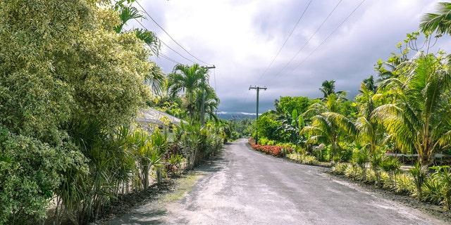 Upolu Island in American Samoa, where Agafili was being held. (iStock)