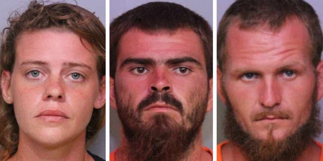 Mary Whittemore, 27, William Wiggins, 21, and his 26-year-old brother Tony Wiggins have been arrested in connection with the triple murder of a group of friends who were slated to go fishing on a Florida lake earlier this month.