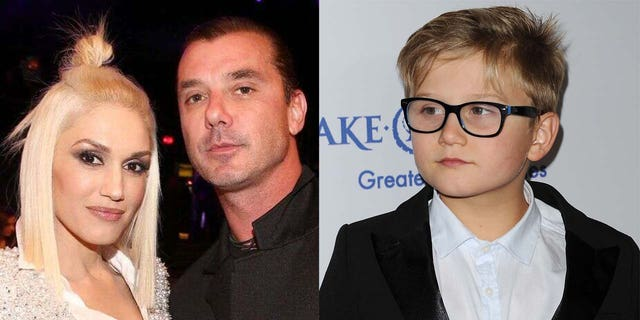 Exes Gwen Stefani and Gavin Rossdale share three children together, including Zuma.