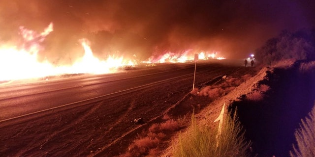 The Avondale Fire quickly spread on Friday night, burning some 800 acres before it was fully contained by Tuesday.