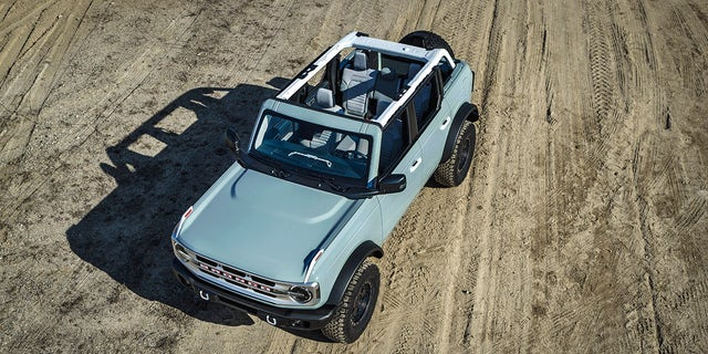 Ford's Iconic Bronco Is Finally Making a Comeback