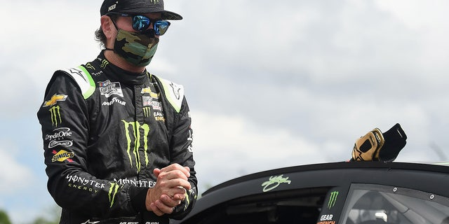 Jimmie Johnson out indefinitely after testing positive for COVID-19