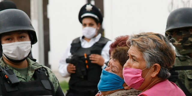 Westlake Legal Group c667e7d6-4mexico-1056pm Mexico attack at drug rehab center leaves 24 dead fox-news/world/world-regions/americas fox-news/world/crime fox-news/us/immigration/mexico fox-news/us/crime/drugs fox-news/topic/mexican-cartel-violence fox-news/health/mental-health/drug-and-substance-abuse fnc/world fnc Associated Press article 70e3dda2-9d76-58ec-9cec-1b050ba7816c