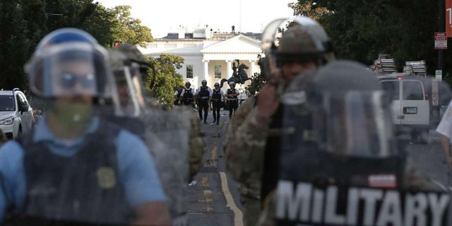 The violent clearing of demonstrators from the nation's premier protest space in front of the White House on June 1 is spotlighting a tiny federal watch force created by George Washington. Democratic lawmakers want answers about the clubbing, punching and other force deployed by some Park Police in routing protesters from the front of the White House on Monday.