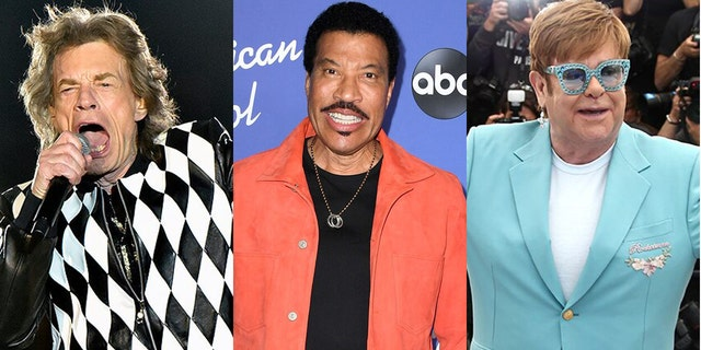 Mick Jagger, Lionel Richie and Elton John signed a letter to Democratic and Republican politicians asking them to stop using their songs without permission at public events.