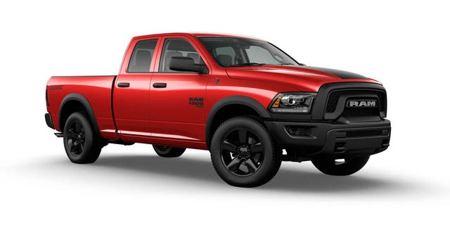 The top of the line Ram 1500 Classic Warlock starts at $37,840.