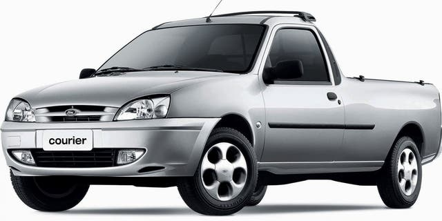 Ford sold the unibody Courier pickup in other countries as recently as 2013.