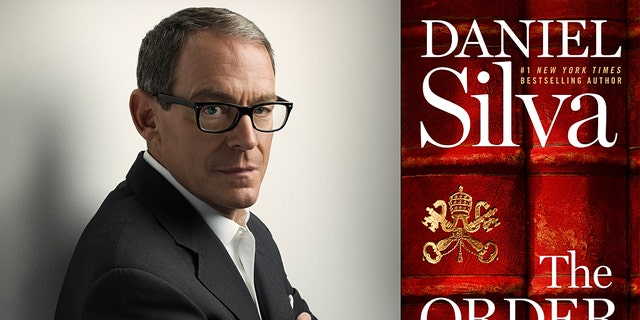 Daniel Silva's new book 'The Order' — Read the first chapter