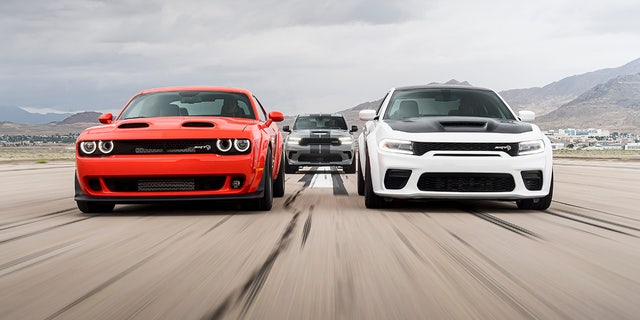 Westlake Legal Group dodges The 2020 Dodge Challenger SRT Super Stock is the most powerful American car Gary Gastelu fox-news/auto/make/dodge fox-news/auto/attributes/performance fox news fnc/auto fnc article 325e471c-cf72-50d4-98ae-98a9b8ab858e
