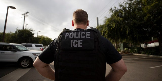 A Mexican man being held in U.S. immigration custody in Florida died shortly after testing positive for the coronavirus. (AP photo)