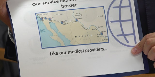 International Medical Solutions helps save their members thousands of dollars by gaining access to the same medical services and medications found in the U.S. but provides them in Mexico. (Stephanie Bennett/Fox News).