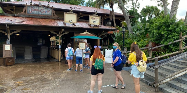 """From increased cleaning and disinfecting across our parks and resorts, to updated health and safety policies, we have reimagined the Disney experience so we can all enjoy the magic responsibly,"" Hymel said."