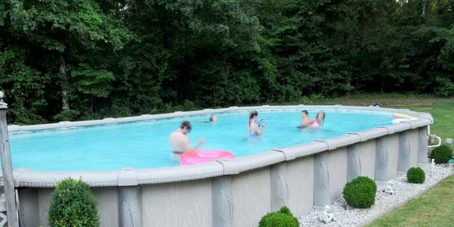 Central Jersey Pools will be out of stock for above-ground pools until at least early August.