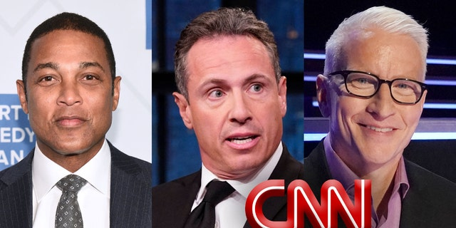 CNN's primetime hosts Don Lemon,Chris Cuomo and Anderson Cooper haven't been able to keep their audiences under the Biden administration.