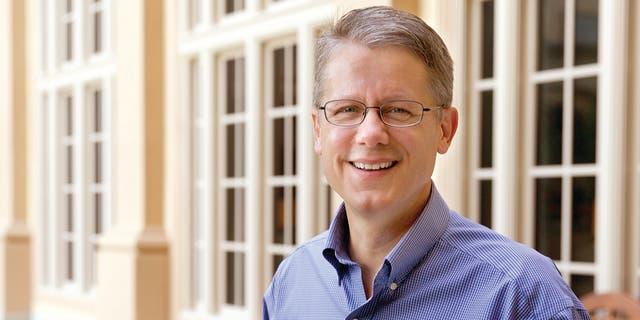 Former professor of criminology at UNCW, Mike Adams.