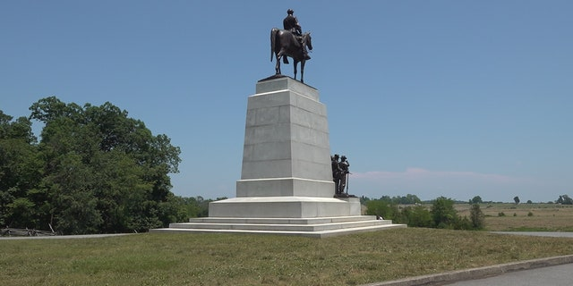 Confederate monuments in Gettysburg spark debate among historians