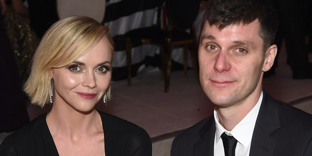 Christina Ricci (left) claims her husband, James Heerdegen, physically abused her during their marriage. She filed for divorce from the Hollywood producer in July 2020.