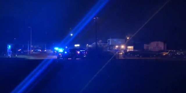 At least two people were killed and eight were hurt in a shooting at a South Carolina nightclub early Sunday.
