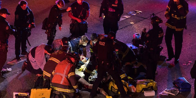 Protester from Bellingham hit and seriously injured on I-5 in Seattle