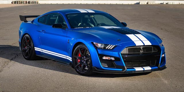 This is the best-selling pony car in America so far for 2020
