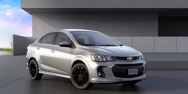 Westlake Legal Group sonic Award-winning Chevrolet Sonic discontinued due to small car sales slump Gary Gastelu fox-news/auto/make/chevrolet fox-news/auto/attributes/budget fox news fnc/auto fnc article 38dbd0ef-2928-556c-82f6-f6e4b2c111b2