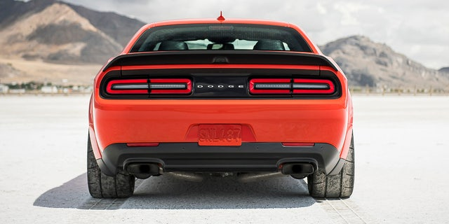 Westlake Legal Group super-2 The 2020 Dodge Challenger SRT Super Stock is the most powerful American car Gary Gastelu fox-news/auto/make/dodge fox-news/auto/attributes/performance fox news fnc/auto fnc article 325e471c-cf72-50d4-98ae-98a9b8ab858e