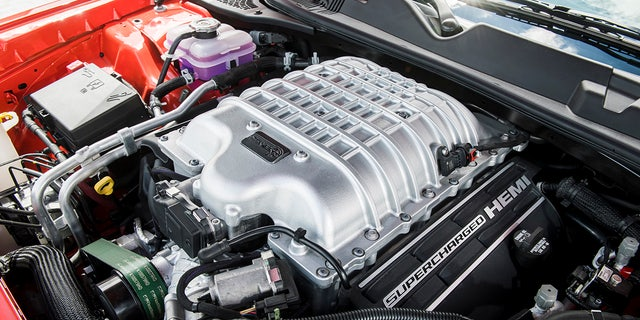 Westlake Legal Group super-4 The 2020 Dodge Challenger SRT Super Stock is the most powerful American car Gary Gastelu fox-news/auto/make/dodge fox-news/auto/attributes/performance fox news fnc/auto fnc article 325e471c-cf72-50d4-98ae-98a9b8ab858e