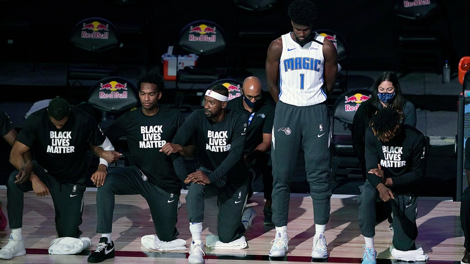 Pro athletes who stood for national anthem amid fever pitch to support social justice initiatives