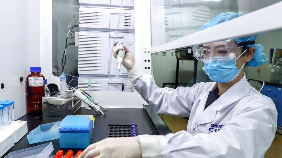 China OKs human trials for nasal spray coronavirus vaccine