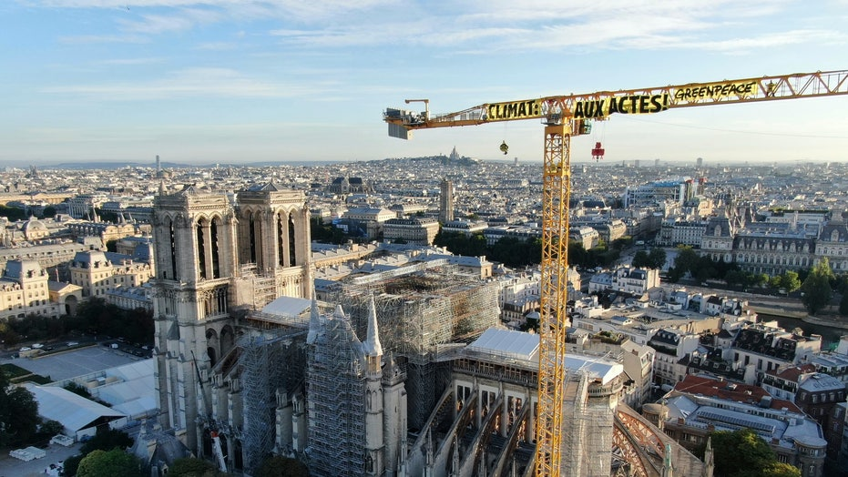 Notre-Dame: What to know about efforts to save the historic cathedral