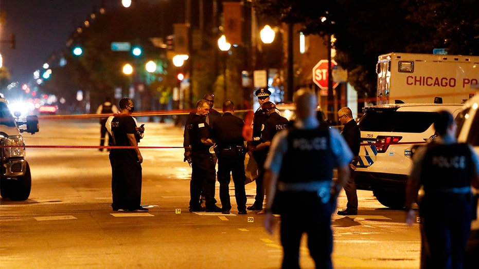 Gun violence in Chicago soars during first four months of 2021