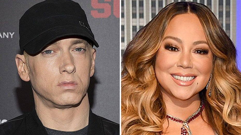 Eminem 'stressed out' about Mariah Carey's upcoming memoir: report