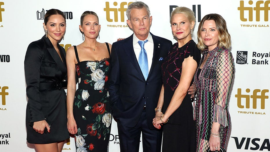 David Foster S Daughter Amy Says Record Producer And Wife Katharine Mcphee Stayed With Her After Mastectomy Fox News