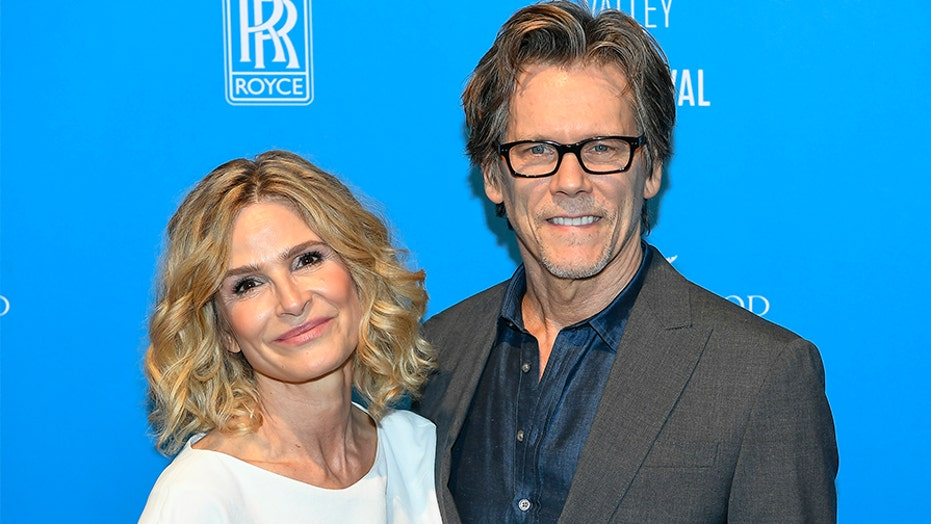 Kyra Sedgwick says husband Kevin Bacon gave her a bikini wax during quarantine