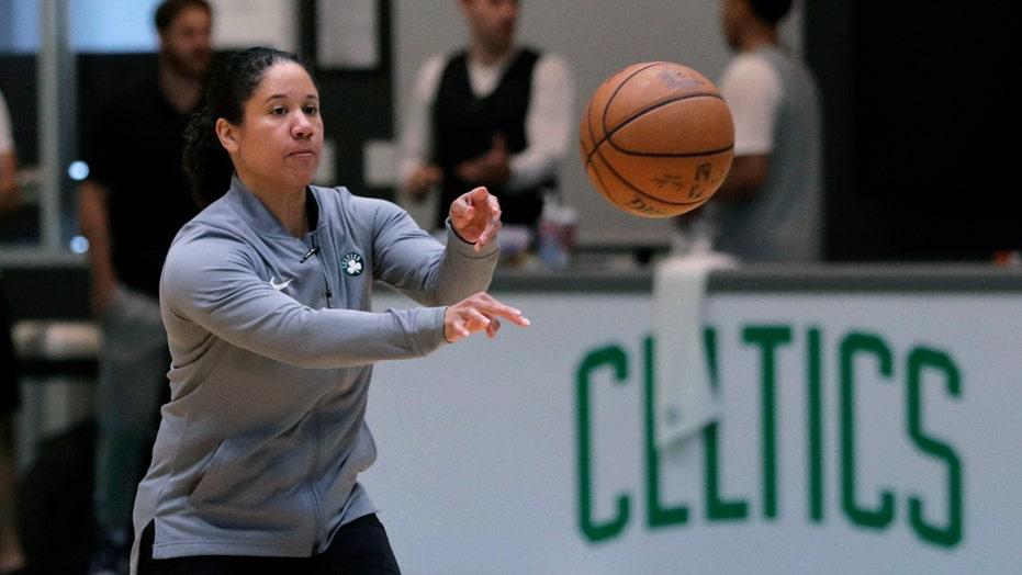 Ex-Celtics player says Kara Lawson will be the team's next head coach