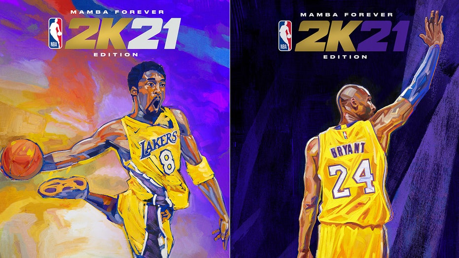 Kobe Bryant To Be Featured On Nba 2k21 S Mamba Forever Edition Fox News