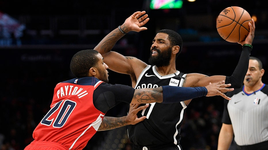 NBA legend Charles Barkley slams Nets' Kyrie Irving over media boycott and his 'artist' comments