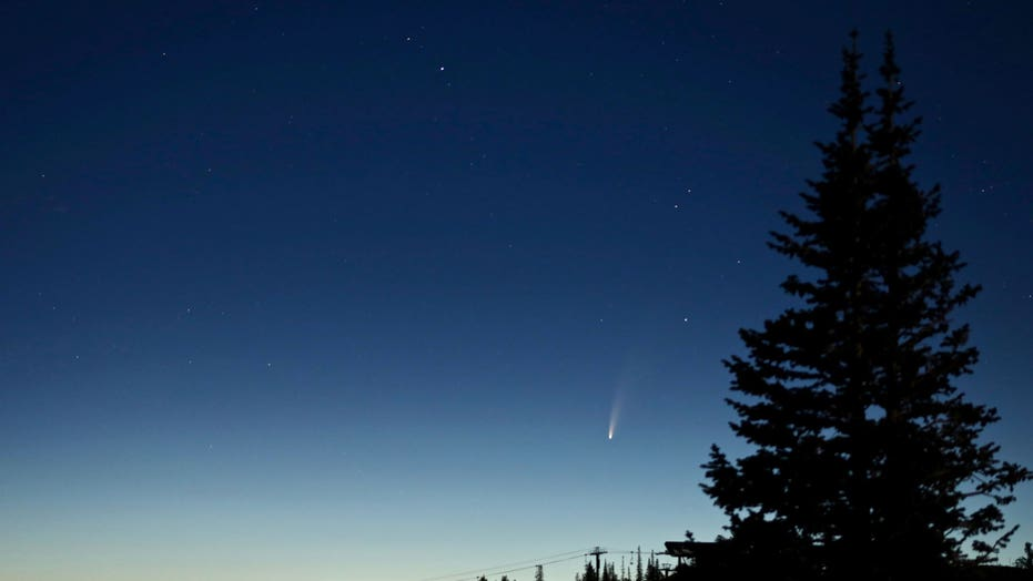 The Christmas Comet 2020 Nasa A comet is visible this month: NASA has these tips for skywatchers