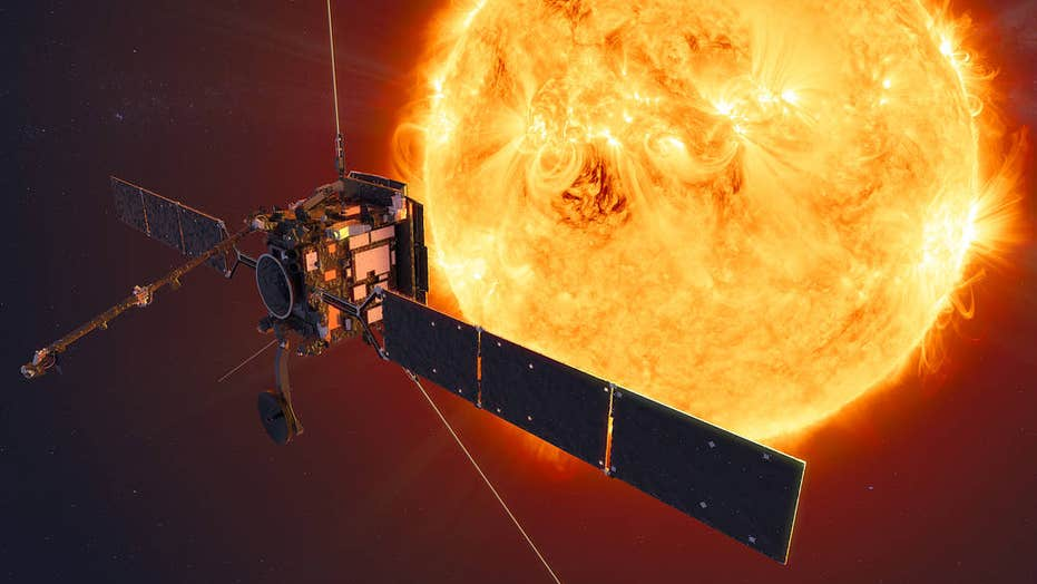 NASA's solar orbiter begins historic mission to the sun