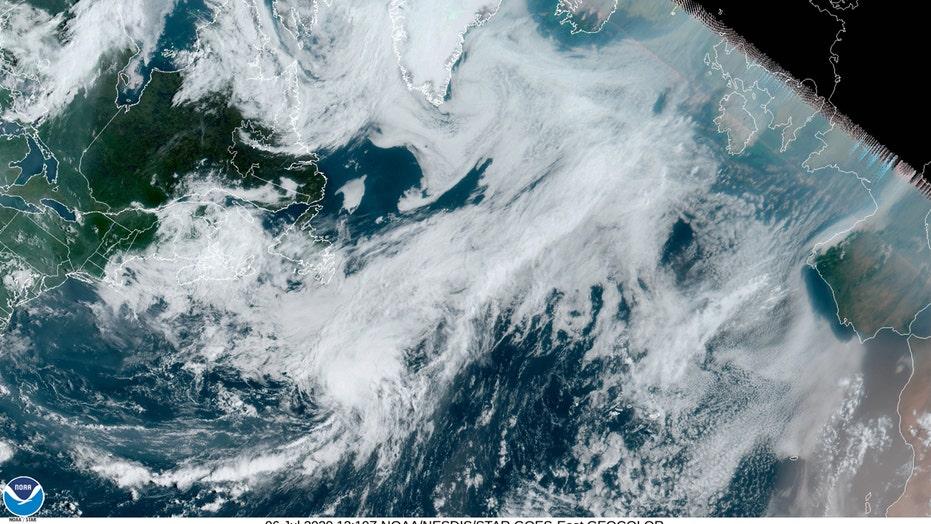 Stormy conditions on the horizon for 2020 Atlantic Hurricane season