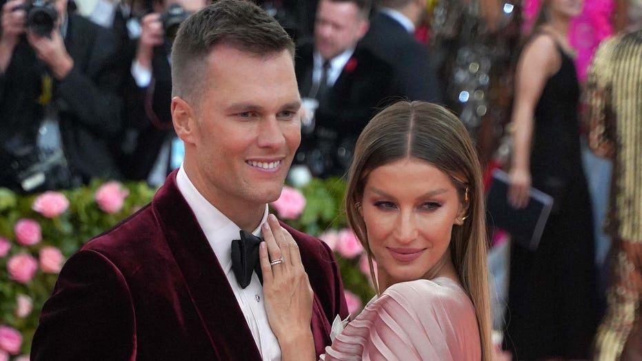 Tom Brady, Gisele Bündchen playfully tease trade talk as star QB pines for fall